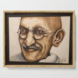 Ghandi Serving Tray