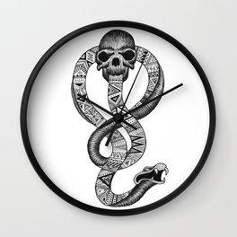 The Dark Mark  - Original Wall Clock