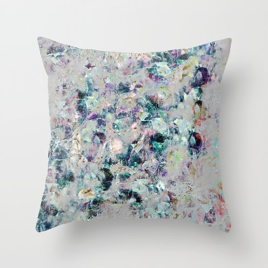 Mineral Throw Pillow