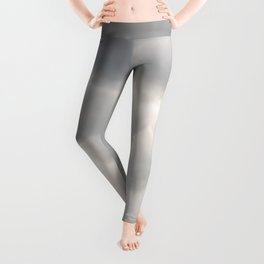 A bunch of rainy clouds Leggings