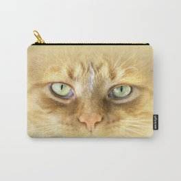 Argy Eyes Vignetted Carry-All Pouch