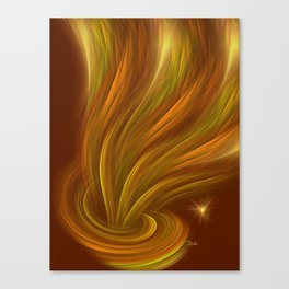 Aladdin effect Canvas Print