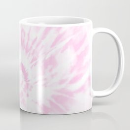 Lighter Pink Tie Dye Coffee Mug