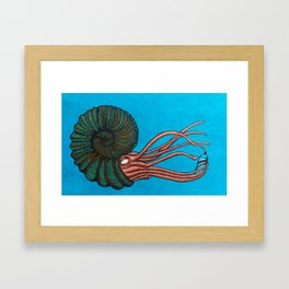 Crayfish Framed Art Print