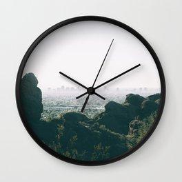 Phoenix, Arizona Wall Clock