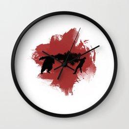 BOOMER! Wall Clock