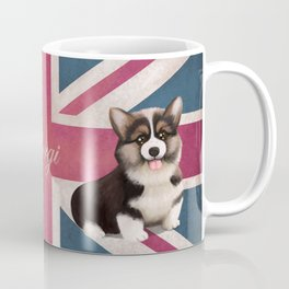 Royal Corgi Baby Coffee Mug