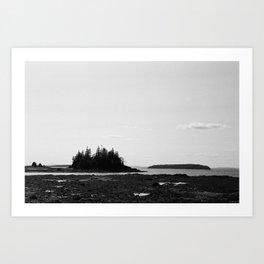 Deer Isle, Maine Art Print