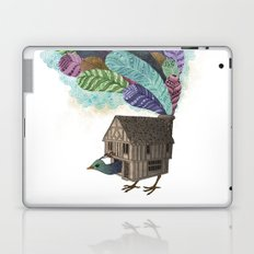 birdhouse revisited Laptop & iPad Skin