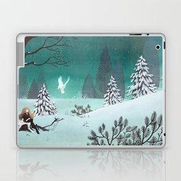First snow Laptop & iPad Skin