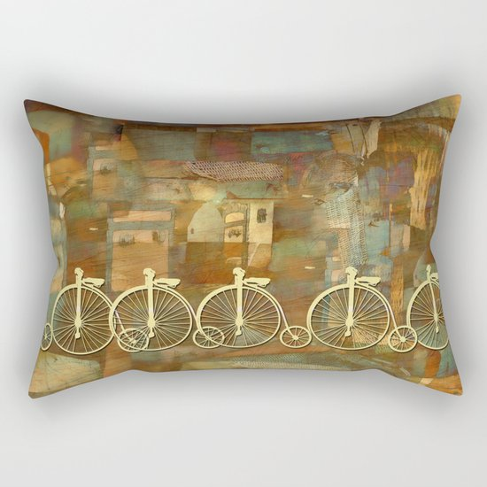Adventure up! Rectangular Pillow