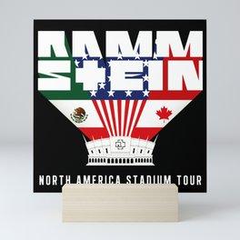 ramms america stein tour Mini Art Print