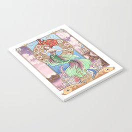 Every Girl Is A Princes 01: Andersen's The Little Mermaid Notebook