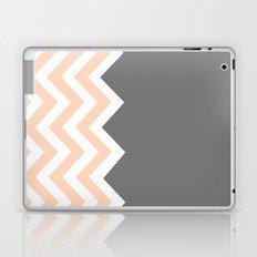 Color Blocked Chevron 12 Laptop & iPad Skin