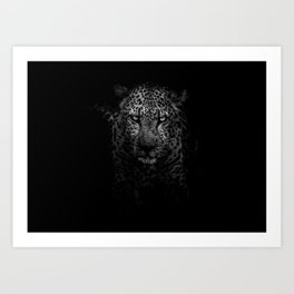 leopards #society6 #decor #buyart Art Print