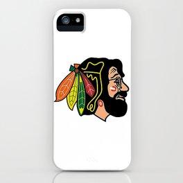 jerry hawk iPhone Case