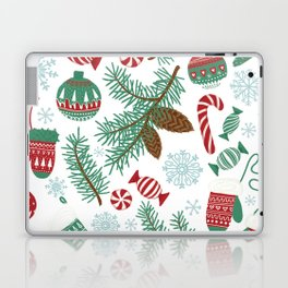 Christmas Pattern 06 Laptop & iPad Skin