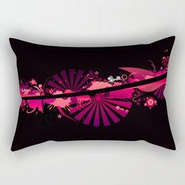 abstract concept Rectangular Pillow