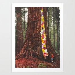 Nature's Secret Art Print