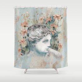 Athena's Garden Shower Curtain
