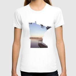 Lake Minnesota T-shirt