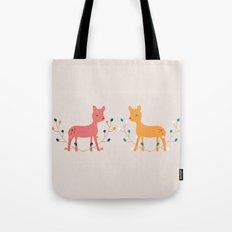 deer fun Tote Bag