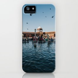 Jama Masjid iPhone Case