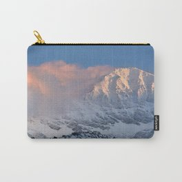 Mulhacen 3479 meters at sunset Carry-All Pouch