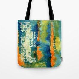Aquamarine Dreams Tote Bag