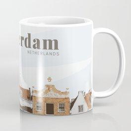 Amsterdam Netherlands Coffee Mug