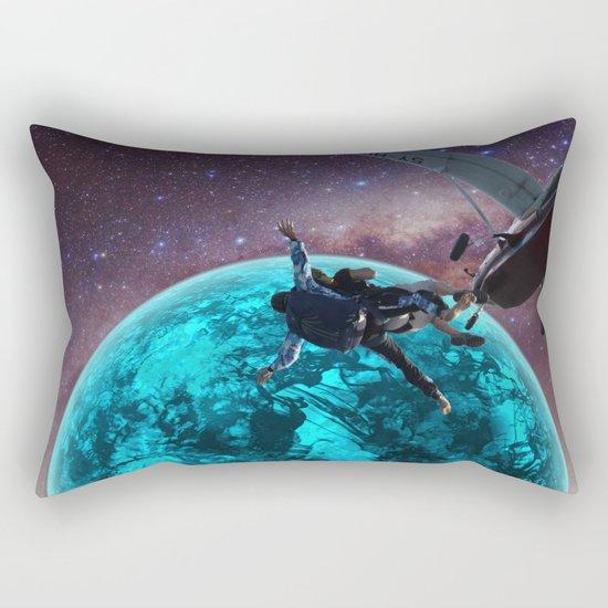 Parachute Rectangular Pillow