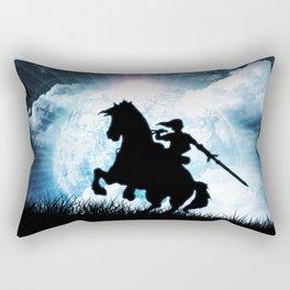 Shadow Link Rectangular Pillow