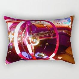 Hot Interior Rectangular Pillow