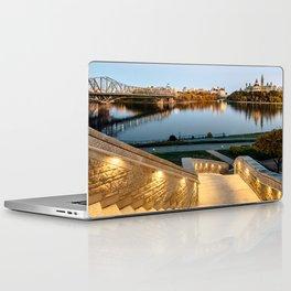 Sunset on Ottawa Laptop & iPad Skin