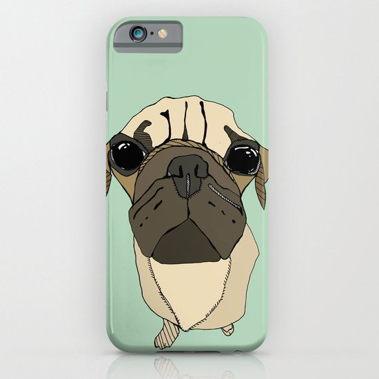 Puglet iPhone & iPod Case