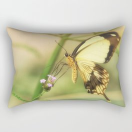 Exotic Butterfly natural beauty Rectangular Pillow