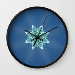 Skyflower Wall Clock