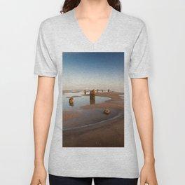 Low Tide Unisex V-Neck