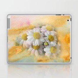 Window Curtains - Watercolour Laptop & iPad Skin