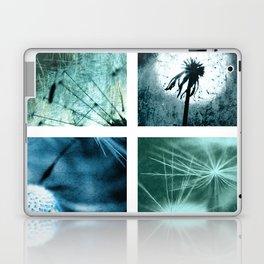 Dandelion art Laptop & iPad Skin