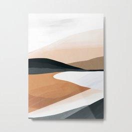 Abstract Art Landscape 15 Metal Print