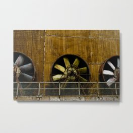 propellers Metal Print