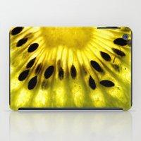 kiwi iPad Cases featuring Kiwi by Irene Leon