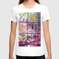 graffiti T-shirts featuring graffiti by maedel