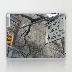 Lights and Signs Laptop & iPad Skin