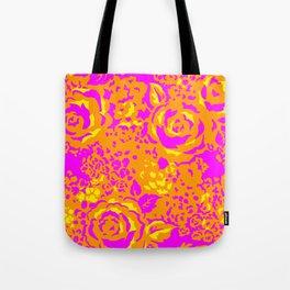 Skin Floral Tote Bag