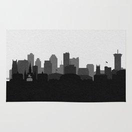 City Skylines: New Orleans (Alternative) Rug