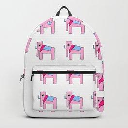 pink elephant Backpack
