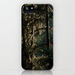 Dark Natural Necessity - Oregon iPhone Case