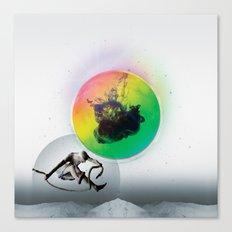 Ghost Warriors Canvas Print